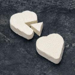 Coeur de chevre Alvignac au lait cru 20%mg 100g