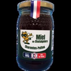 Miel de Châtaignier Charentes-Poitou terroir 500g