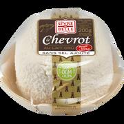 Sèvre et Belle Le Chevrot Au Lait Cru, 23%mg, Sans Sel Ajouté, 200g