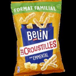 Croustilles à l'émmental BELIN, 138g