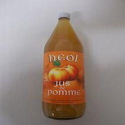 Jus de pomme 100% pur jus - HEOL - 1 L