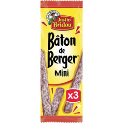 Mini Bâton de Berger JUSTIN BRIDOU, format pocket de 28g