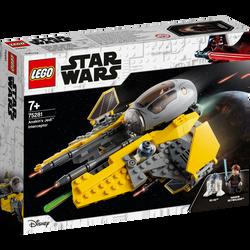 LEGO® Star Wars - L'intercepteur Jedi d'Anakin - 75281 - Dès 7 ans
