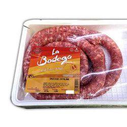 Barquette saucisse Catalane - LA BODEGA