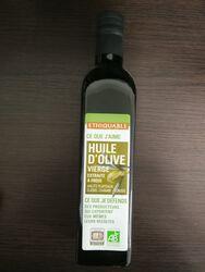 Huile d'olive vierge extraite à frois Ethiquable 50cL