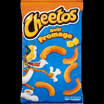 Cheetos au goût fromage BENENUTS,  sachet de 75g