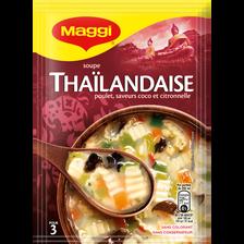 Soupe thaïlandaise MAGGI, 65g 75cl
