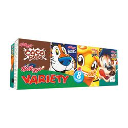 Céréales assorties variety le meilleur de KELLOGG'S, 8 minis paquets de 215g