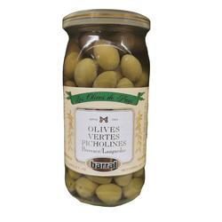 37cl olives vertes picholines EPICURE Sélection
