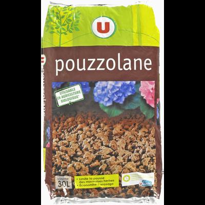 Pouzzolane, 7/15mm, 30 litres