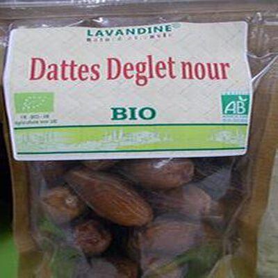 dattes deglet nour bio 250g