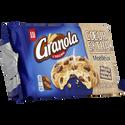 LU Granola Cookie Coeur Extra Chocolat Lu, Paquet De 182g