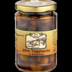 Olives taggiasche CASA BRUNA, 200g