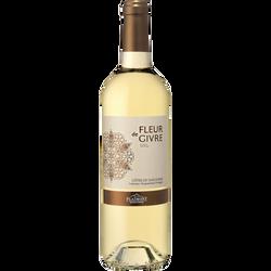 Vin blanc IGP Côte de Gascogne moelleux Fleur de Givre Florenbelle, 75cl