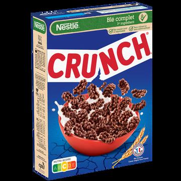Nestlé Céréales Crunch Nestle, Paquet De 450g