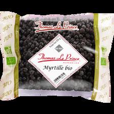 Myrtilles sauvages  bio THOMAS LE PRINCE 420g