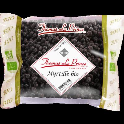 Myrtilles sauvages  bio, THOMAS LE PRINCE, 420g