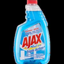 Nettoyant pour vitres AJAX, recharge de 750ml