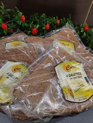 4 GALETTES de blé noir CARO