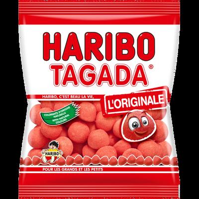 Confiserie Tagada HARIBO, sachet de 300g