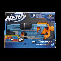 Nerf élite 2.0 commander rd 6 0 NERF-dès 8 ans