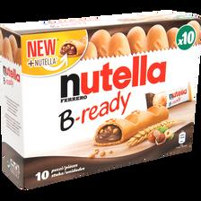 Nutella B-ready, Paquet De 220g