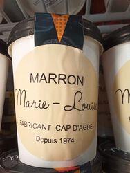 GLACE MARRON M-LOUISE