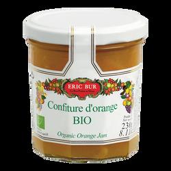 Confiture d'oranges Bio ERIC BUR, 230g