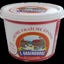 Crème fraîche GRAINDORGE, 50cl