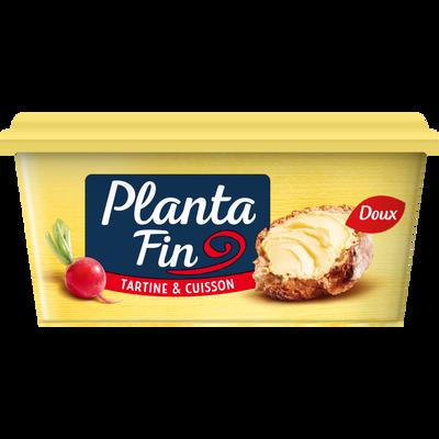 Margarine allégée doux, PLANTA FIN, 60% de mg, 510g