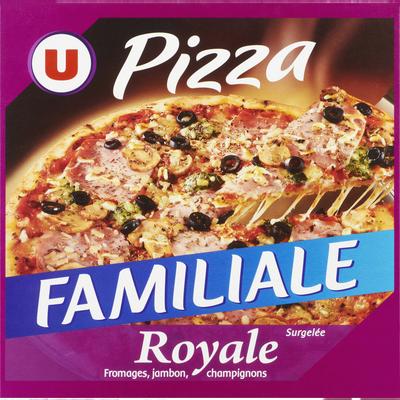 Pizza familiale Royale U, 570g