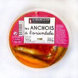 ANCHOIS A L ORIENTALE 200G