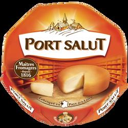 PORT SALUT pasteurisé croûte naturelle, 28,5% de MG, 320g