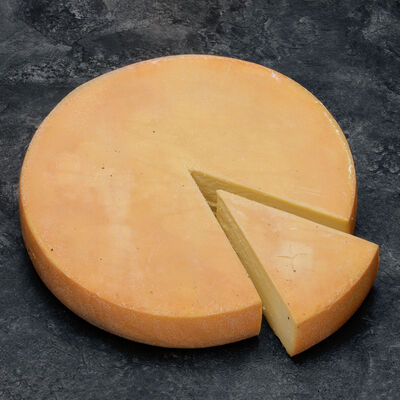 Raclette de saison au lait pasteurisé ENTREMONT, 27%MG