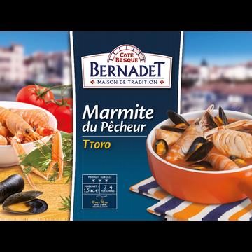 Bernadet Marmite Du Pêcheur Ttoro Cote Basque, 1.5kg