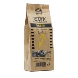 CAFE MOULU 250G BRESIL