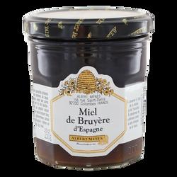 Miel de bruyère d'Espagne ALBERT MENES, 250g