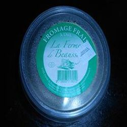 FROMAGE ROND AIL/FINES HERBES FERME DE BEAUSSAY