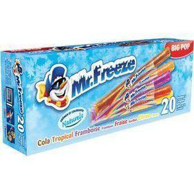 SUPER POP MR FREEZE 20X35ML