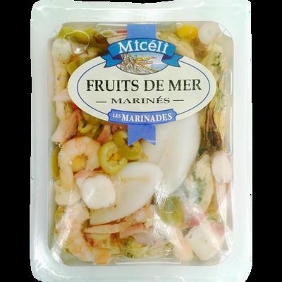 Salade fruits de mer MICELI barquette 200g
