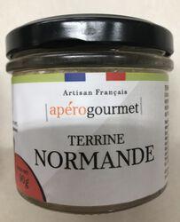 TERRINE NORMANDE 180GR