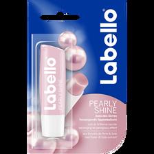 Stick à lèvres rose nacré Pearly Shine LABELLO, 4,8g
