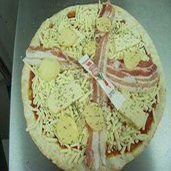 PIZZA MONTAGNARDE MAISON