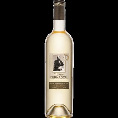 """Vin blanc Muscat de Frontignan premier """"Château Bernardou"""", 75cl"""