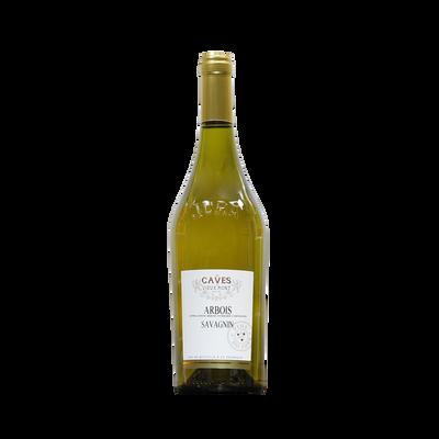 Arbois Savagnin LES CAVES DU VIEUX MONT, bouteille de 0.75 l
