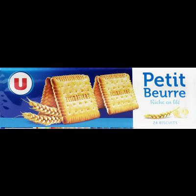 Petit beurre U, paquet de 200g