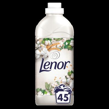 Lenor Adoucissant Liquide Fleurs De Coton 0% Colorant Lenor 45d 1,035l