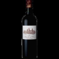 Saint-Estèphe rouge AOC PAGODES DE COS, bouteille de 75cl