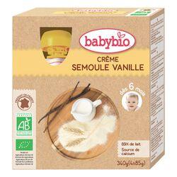 Crème Semoule Cacao