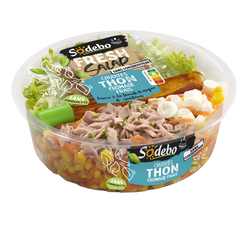 Fresh salade thon SODEBO 240g